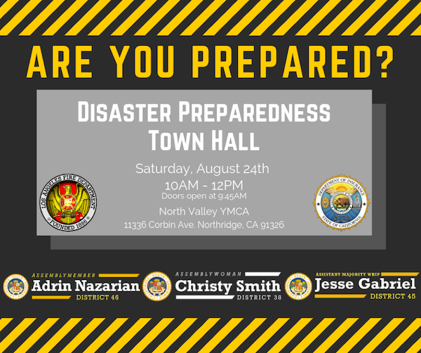 Emergency Preparedness Town Hall