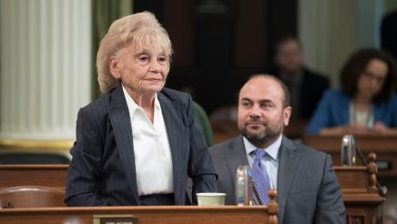 Assemblymember Gabriel commemorates Holocaust Remembrance Day on the Assembly Floor